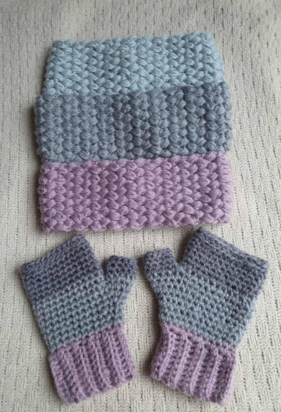 Crochet Fingerless Gloves Free Crochet Pattern Crochet Accessories