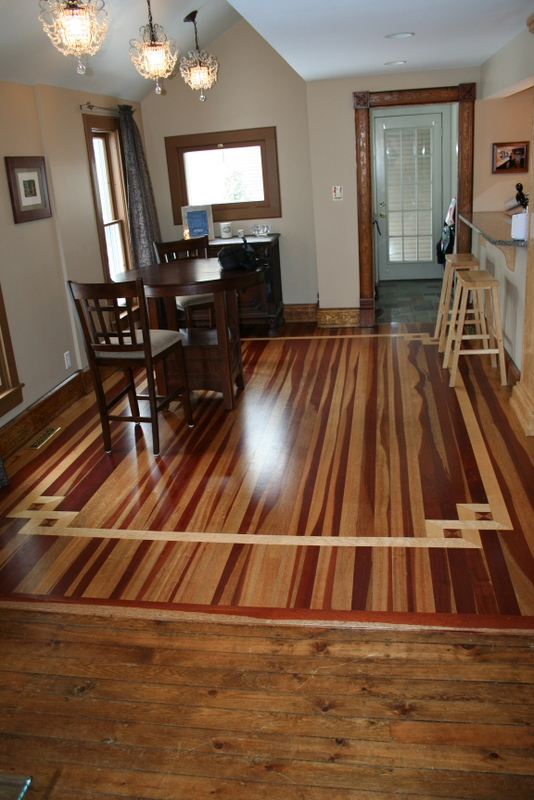 Traverse City Hardwood Floor Installation Amp Refinishing