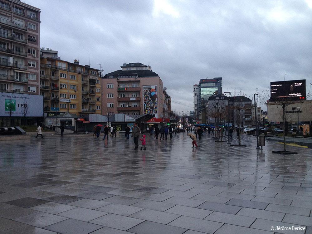 Voyager au Kosovo - Voyager à Pristina