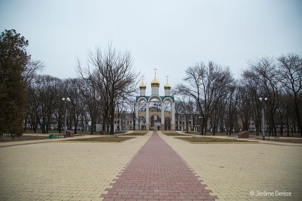 Visiter Tiraspol