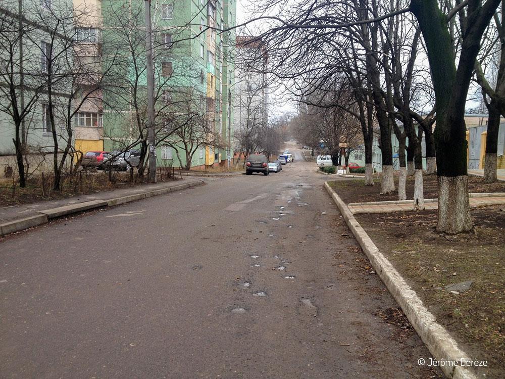 Voyager en Transnistrie - Voyager à Tiraspol