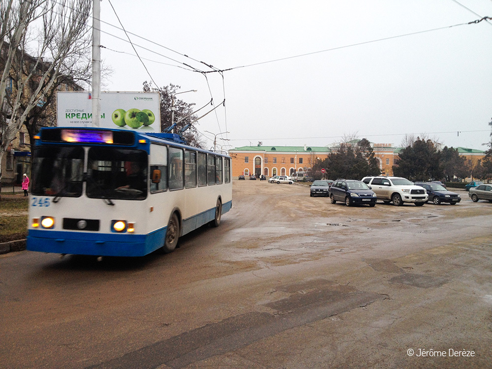 Bus à tiraspol