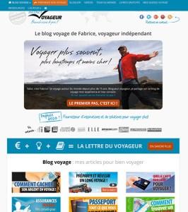 blog voyage fabrice Instinct voyageur