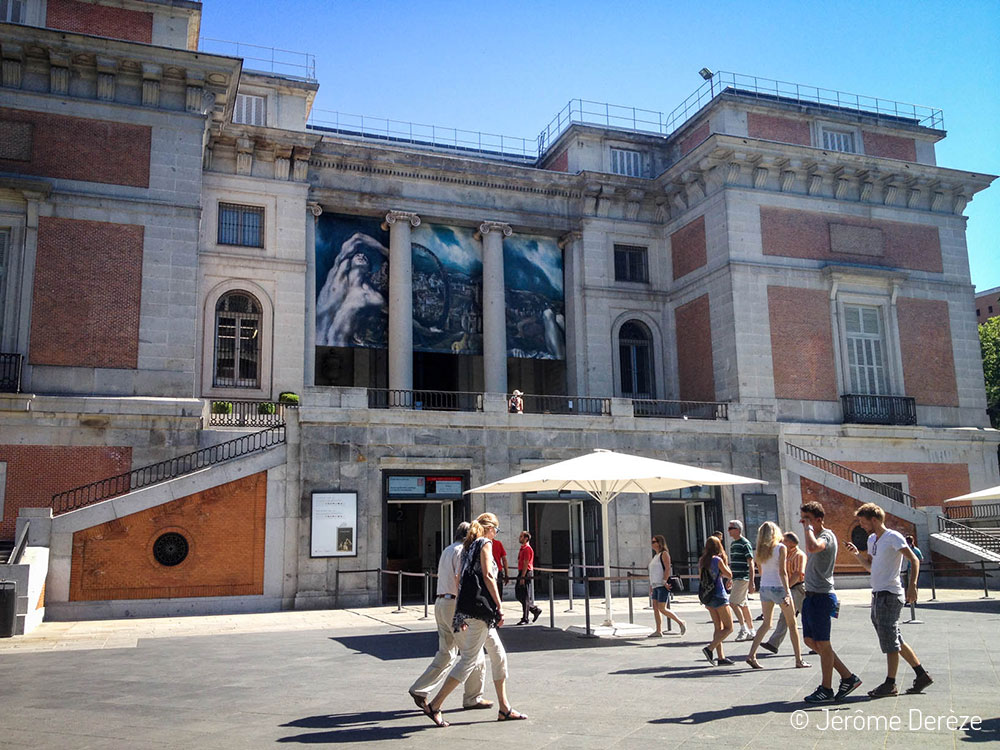 Visiter le musée Prado à madrid