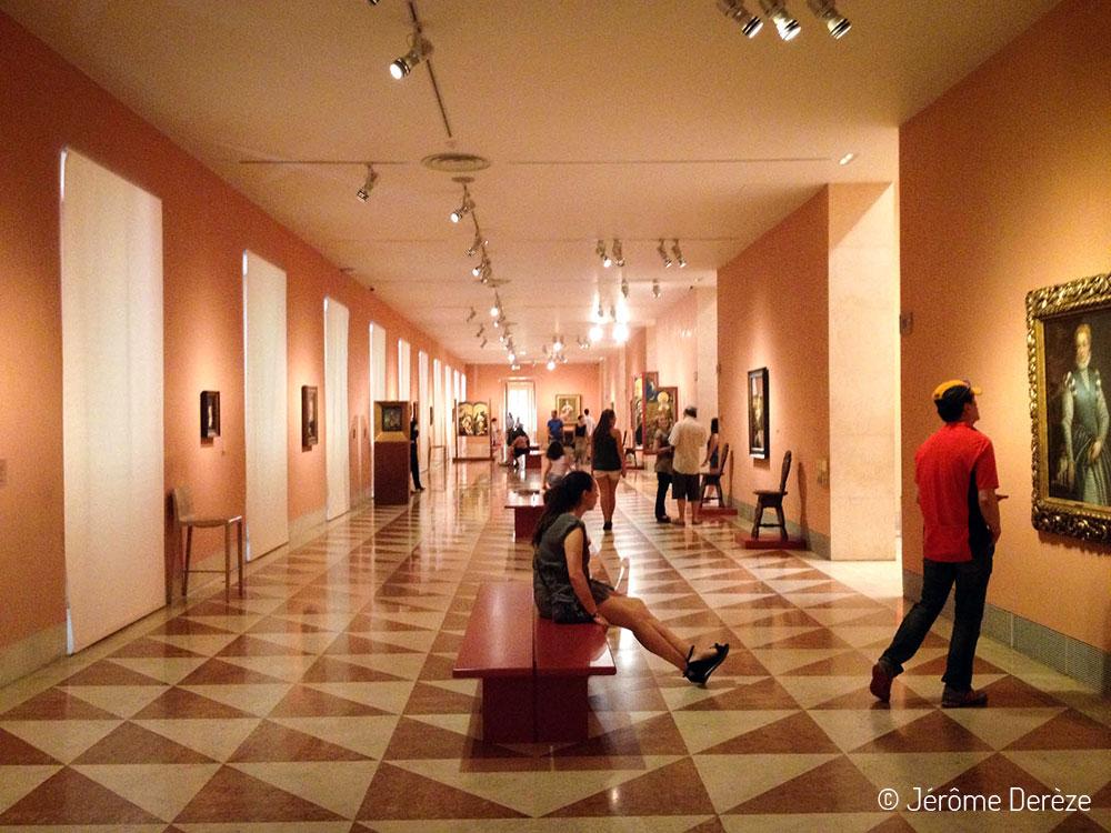 Visiter le musée Thyssen-Bornemisza à madrid
