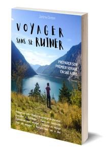 Voyager avec un petit budget - Livre pour voyager pas cher