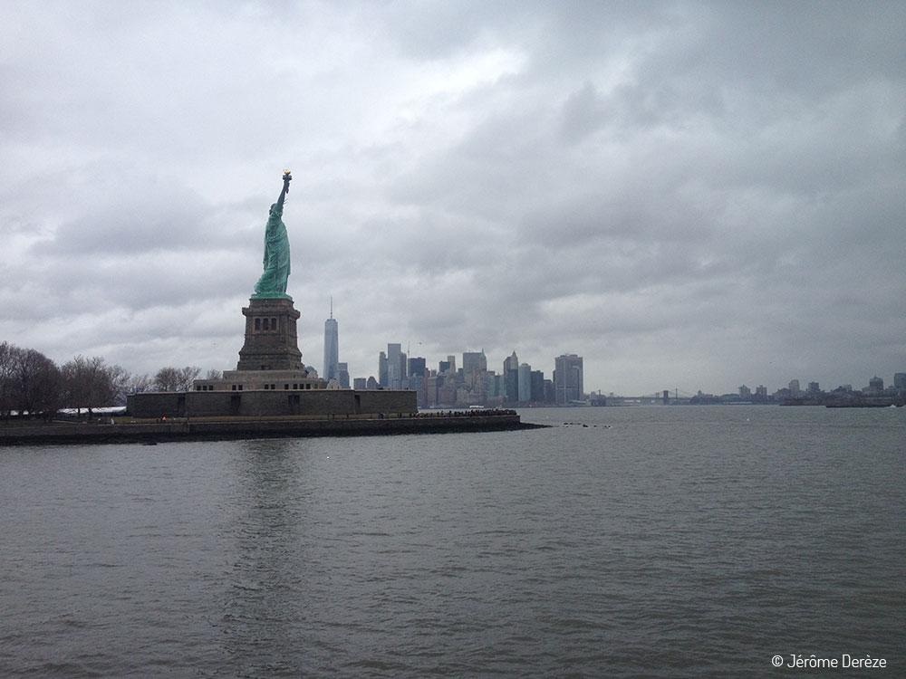 Visiter New-York
