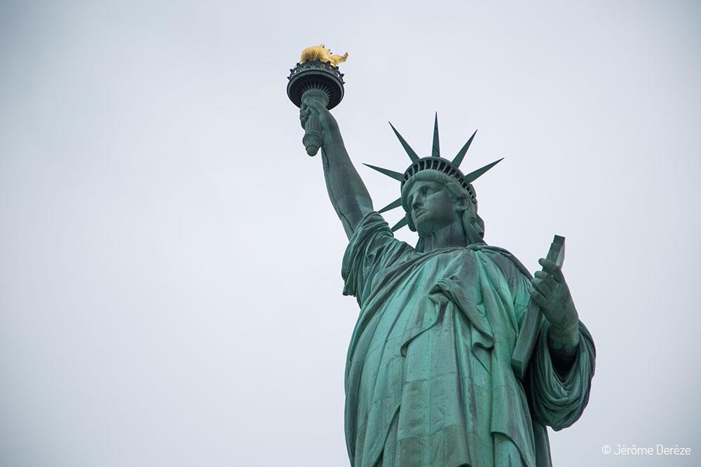 Visiter New-York et la Statue de la Liberté