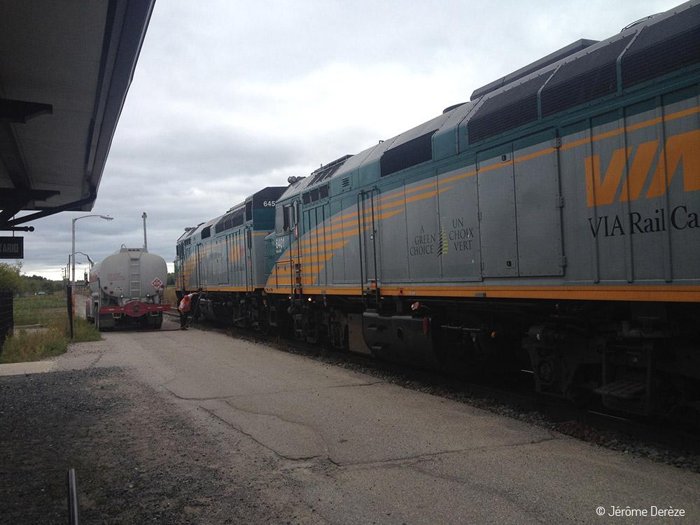 Voyager avec le Canadien - Voyager en train au Canada - Transcanadien