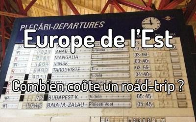 Combien coûte un road-trip en Europe de l'Est ?