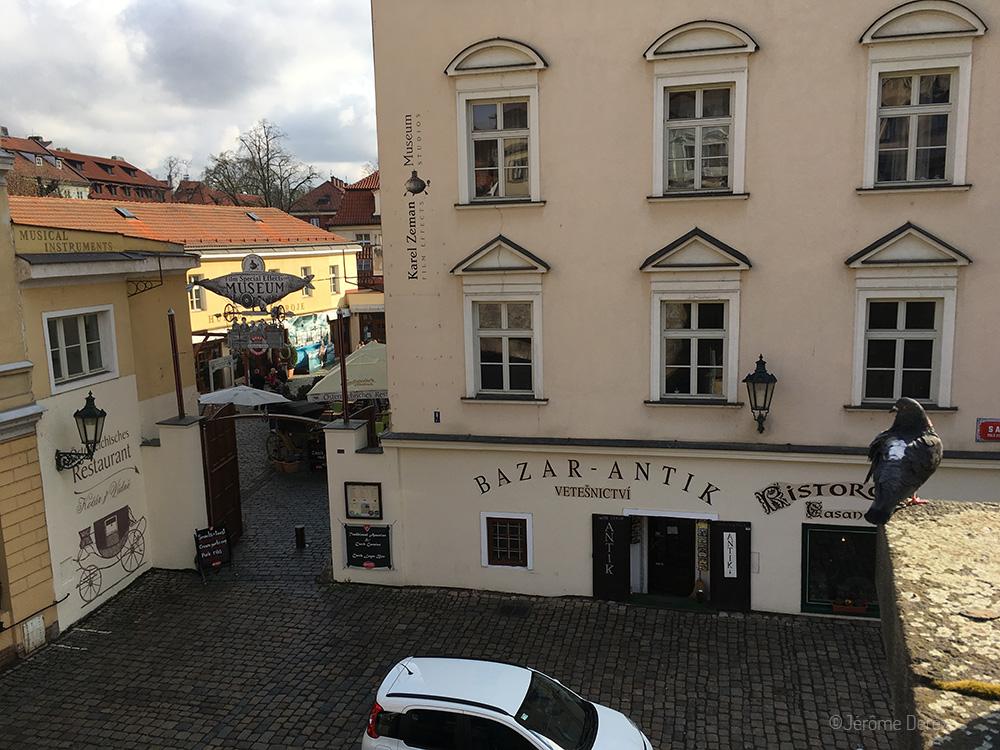 Musée des effets spéciaux - Musée Karel Zeman à Prague