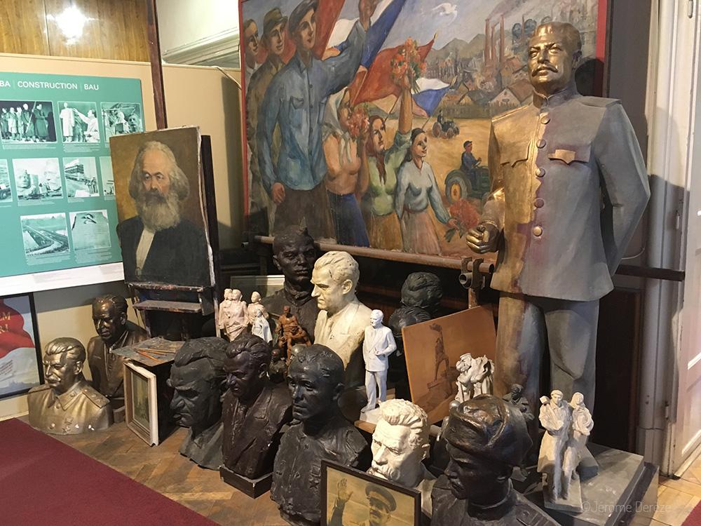 Visiter le Musée du communisme à Prague