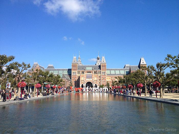 Visiter Amsterdam - Rijksmuseum