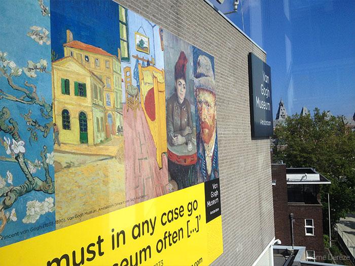 Visiter Amsterdam - Musée Van Gogh