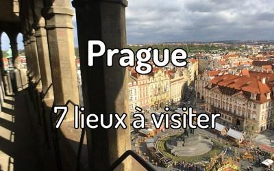 7 lieux à visiter à Prague