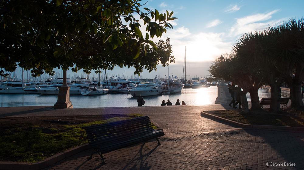 Visiter le Port d'Alicante