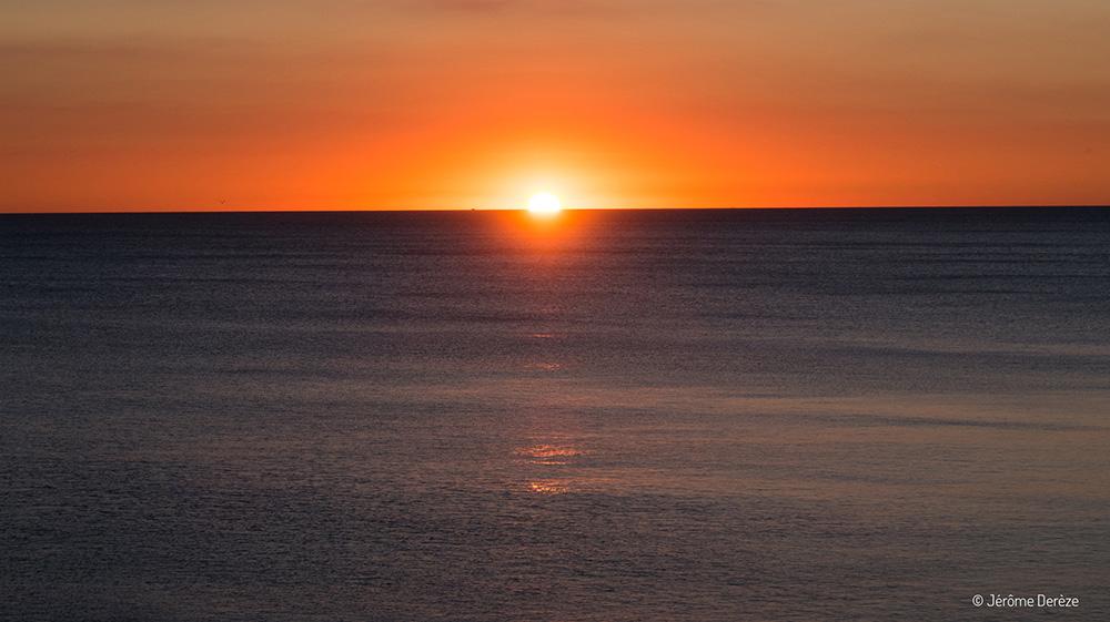 Voir le coucher de soleil à Cadix en Andalousie