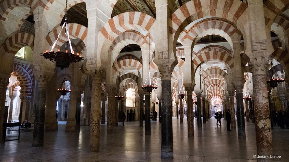 Visiter la Mezquita de Cordoue en Andalousie