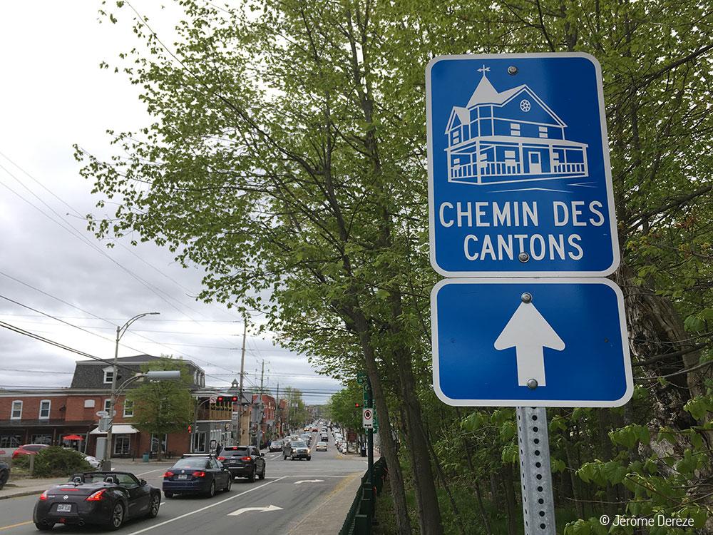 Visiter Estrie - Route touristique Chemin des cantons
