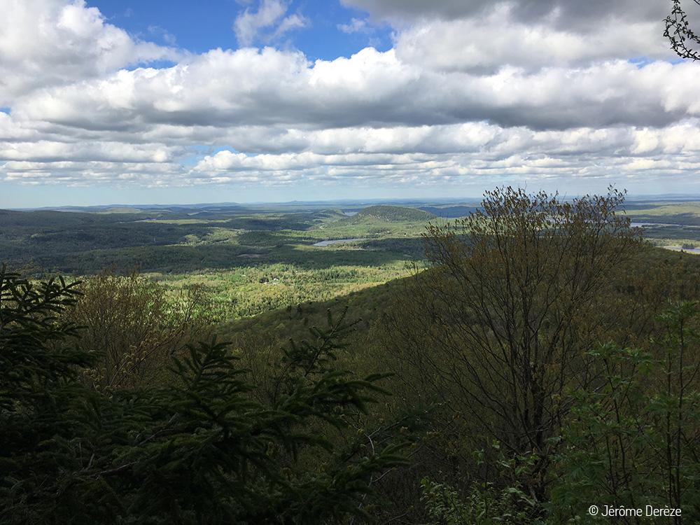 Visiter Estrie - Parc national du Mont-Orford - Sentier du Mont-Chauve