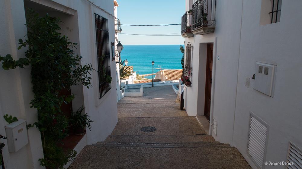 Où partir voyager en Espagne - Voyager à Altea