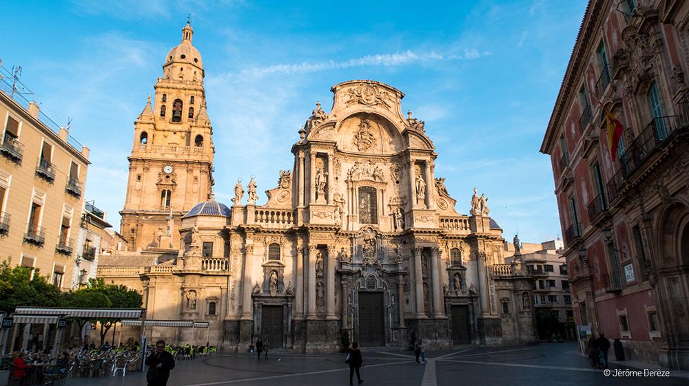 Où partir voyager en Espagne - Voyager à Murcia