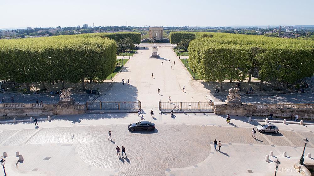 Visiter à Montpellier