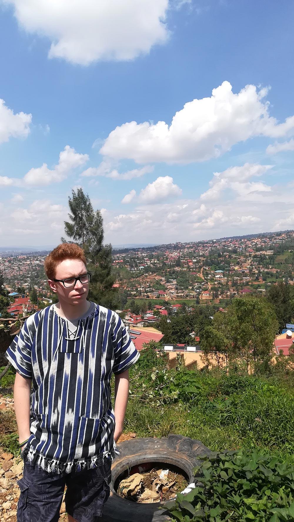 MaelRadio - Voyager au Rwanda