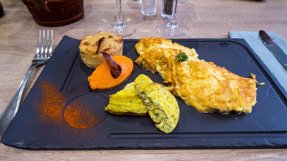 Le Pont Neuf - restaurant aveyron et cuisiner du roquefort