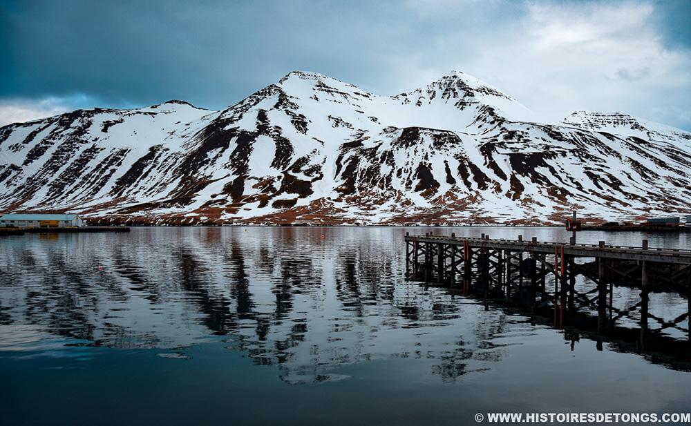Faire du stop en Islande en hiver