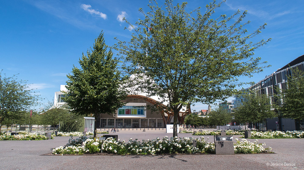 Visiter le Centre Pompidou de Metz