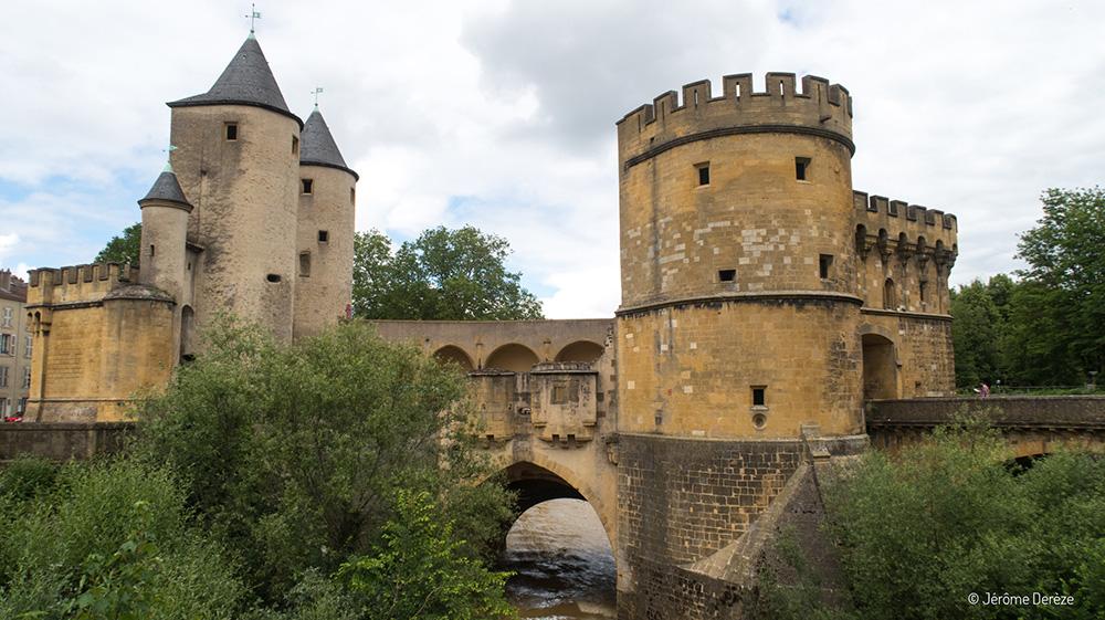 Visiter la Porte des Allemands de Metz