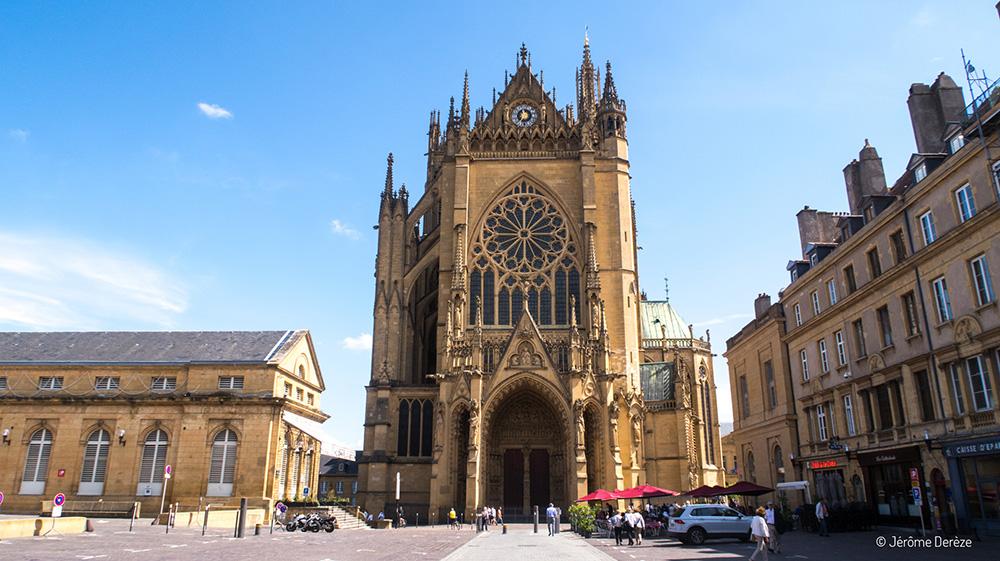 Visiter la Cathédrale de Metz