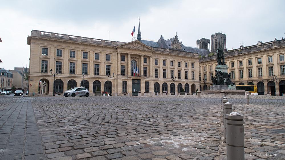 Visiter Reims