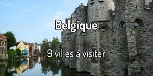 Voyager en Belgique