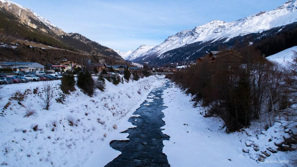 Visiter Val Cenis en hiver et bessans