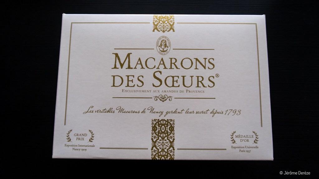 Macarons de Nancy - Soeurs Macarons