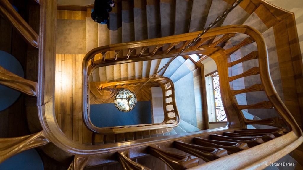 Intérieur de la villa majorelle