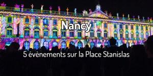 Visiter la Place Stanislas à Nancy