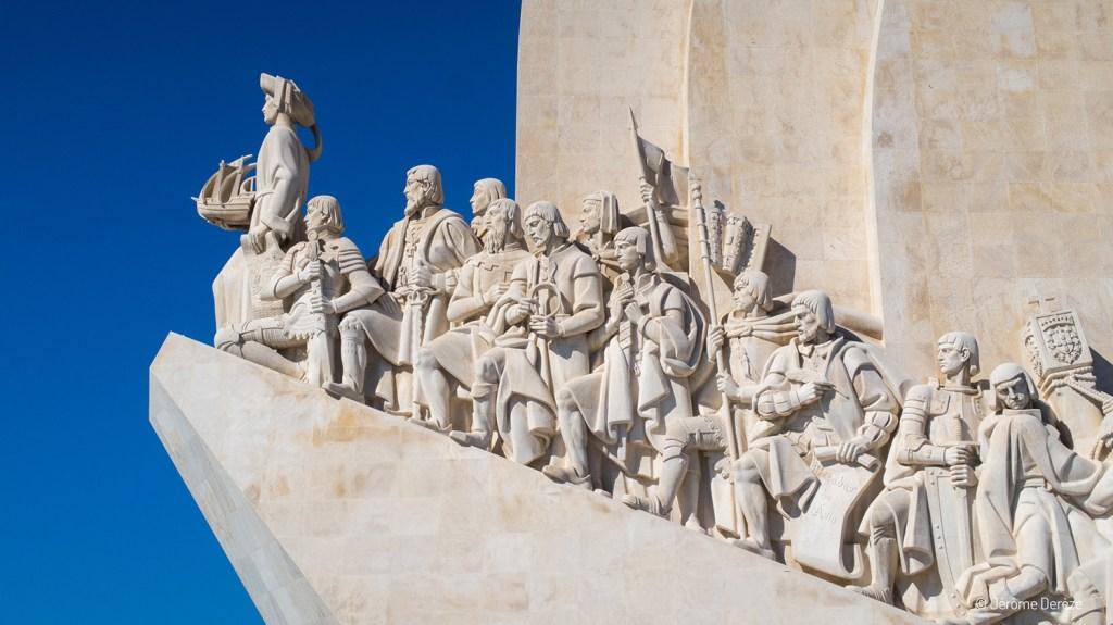 Padrão dos Descobrimentos à Lisbonne