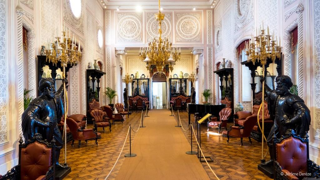 Intérieur du Palais National de Pena