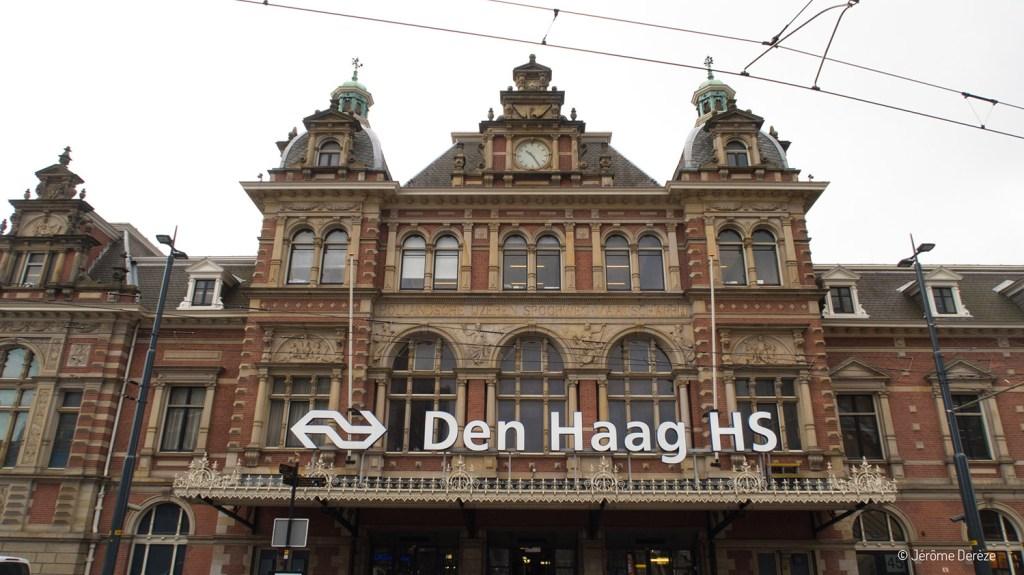 gare Den Haag - gare de La Haye