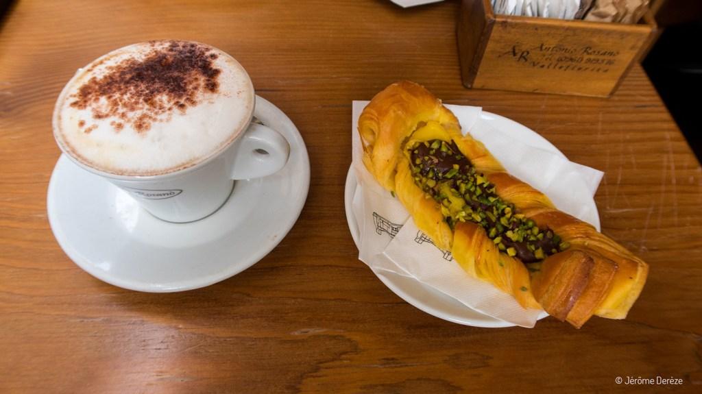 Manger à Florence - Caffè Rosanò