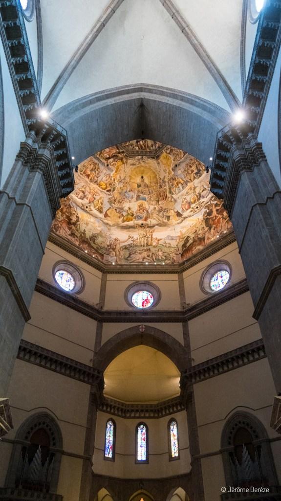 Vue du dôme de la Cathédrale de Florence