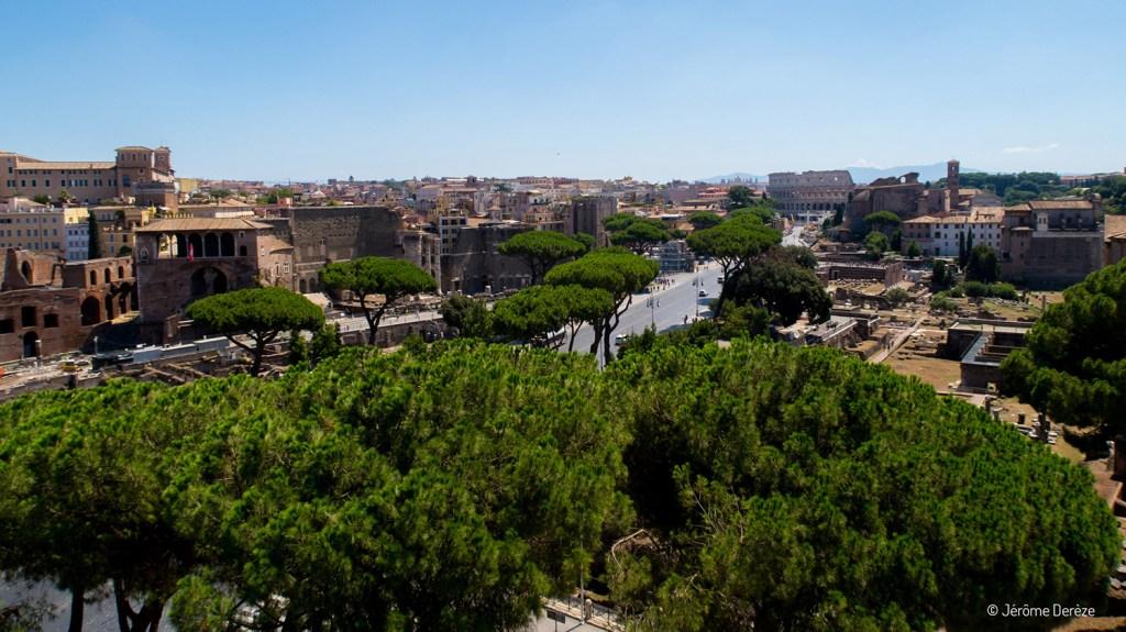 voir Rome