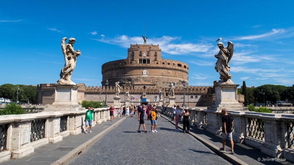 Château Saint-Ange à Rome