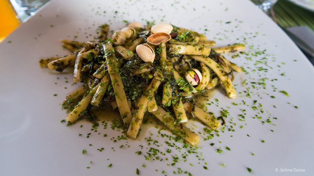 Manger végétarien à naples - Cavoli Nostri
