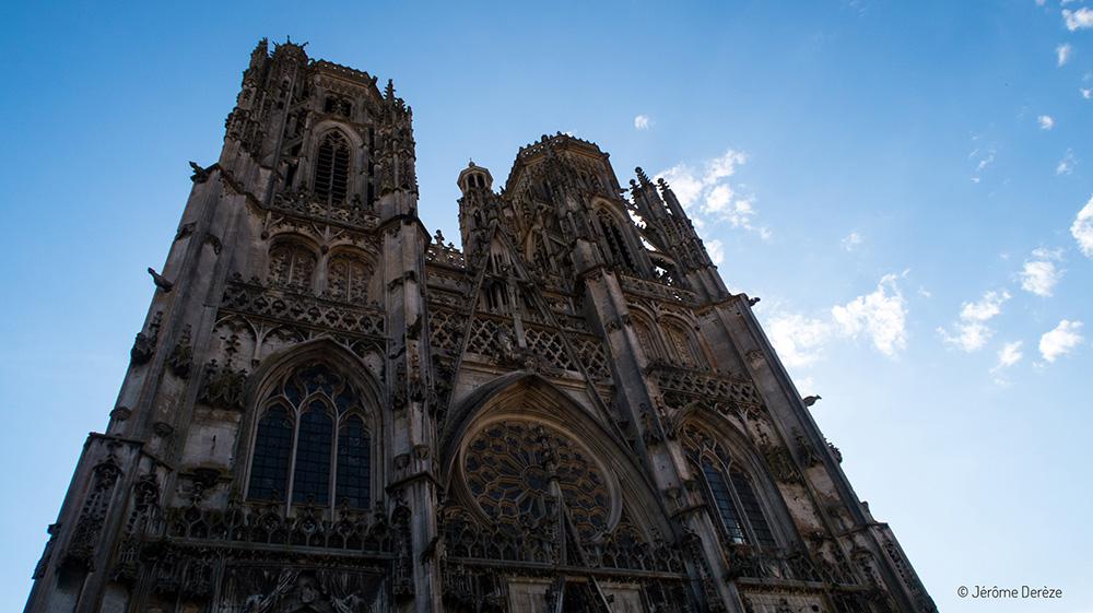 Cathédrale et Cloître Saint-Etienne à Toul