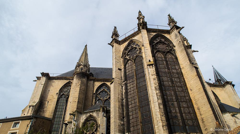 Collégiale Saint-Gengoult à Toul