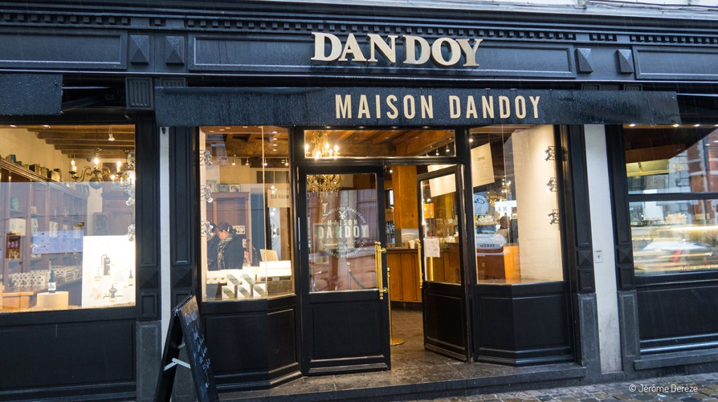 Maison Dandoy à Bruxelles